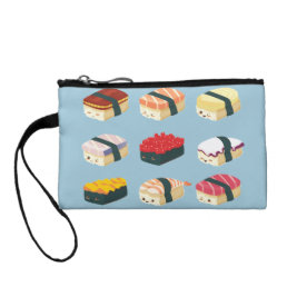 Cute Sushi Coin Wallet