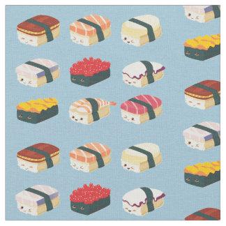 Cute Sushi Fabric