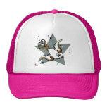 Cute Swallow Tattoo Trucker Hat!