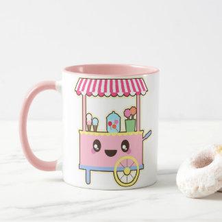 Cute Sweet Cart - Ice Cream Mug