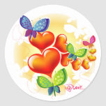 Cute Sweet Colorfull Summer Love Friendship Stickers