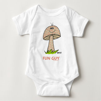 Cute Sweet Funny Baby Boys Clothing T Shirt