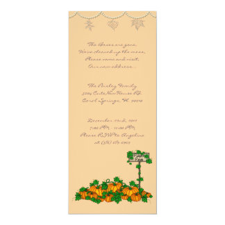 CUTE Sweet House Warming Party Invite