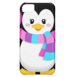 cute sweet little girl penguin cartoon iPhone 5C cover