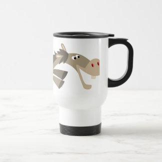 Cute Swift Cartoon Horse Commuter Mug
