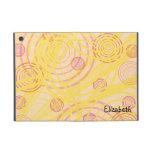Cute Swirl Pattern iPad Mini Cover