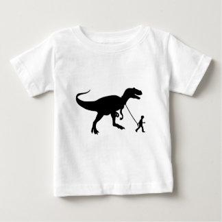 Cute T-rex Pet Baby T-Shirt