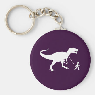 Cute T-rex Pet Key Chain