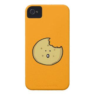 Cute tea biscuit iPhone 4 cover