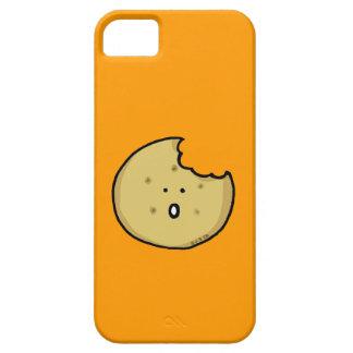 Cute tea biscuit iPhone SE/5/5s case