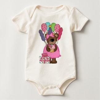 Cute Teddy Bear Birthday T-shirt