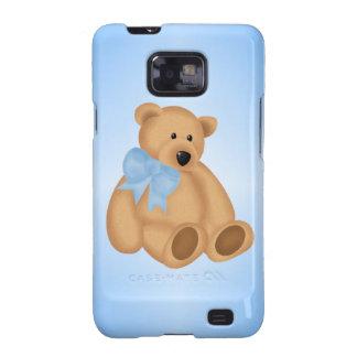 Cute Teddy Bear, For Baby Boy Samsung Galaxy SII Case