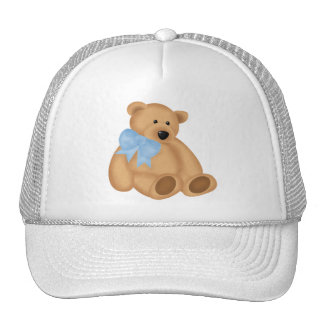 Cute Teddy Bear, For Baby Boy Trucker Hat