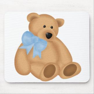 Cute Teddy Bear, For Baby Boy Mouse Pad
