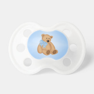 Cute Teddy Bear, For Baby Boy Pacifiers
