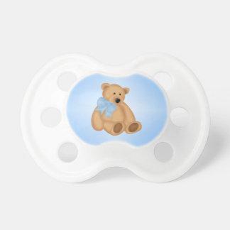 Cute Teddy Bear, For Baby Boy Pacifier