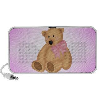 Cute Teddy Bear, For Baby Girl Mini Speaker