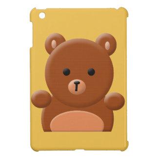 Cute teddy bear iPad mini case