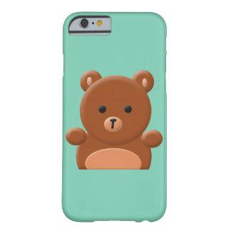 Cute teddy bear iphone 6 case