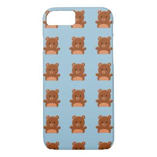 Cute teddy bear iPhone 7 case