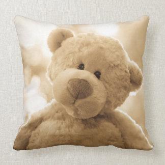 Cute Teddy Bear Pillow | Poetry on the Back