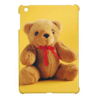 Cute teddy bear print mini ipad case