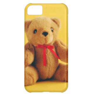 Cute teddy bear print phone case