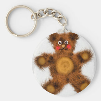Cute Teddy Bear Toy Children Baby Shower Key Chain