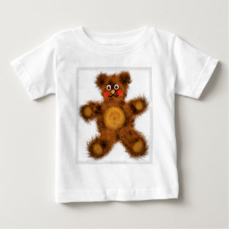 Cute Teddy Bear Toy Children Baby Shower T-shirt