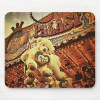 Cute Teddy Bears at the Carnival Mouse Pad