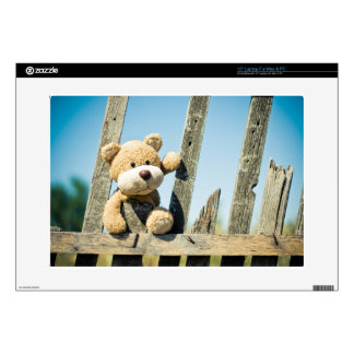 Cute Teddy Laptop Skins