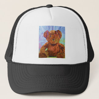 Cute Teddy Trucker Hat