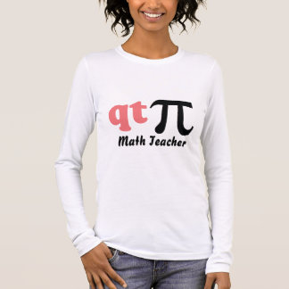 Cute Tee Pie Math Teacher