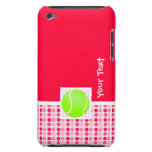 Cute Tennis Ball Barely There iPod Case