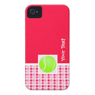 Cute Tennis Ball iPhone 4 Cases