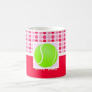Cute Tennis Ball Coffee Mug