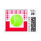 Cute Tennis Ball Postage