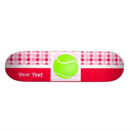 Cute Tennis Ball Skateboards