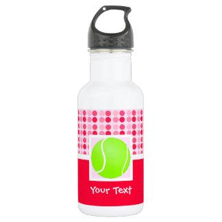 Cute Tennis Ball Stainless Steel Water Bottle