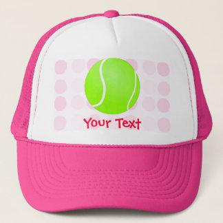 Cute Tennis Ball Trucker Hat
