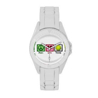 Cute Tennis Wrist Watches