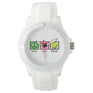 Cute Tennis Watch