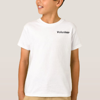 Cute Thanks to a Very Special Helper Volunteer T-Shirt