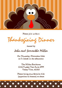 funny thanksgiving invitations invite your guests today zazzle