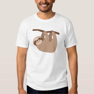 Cute Three-Toed Sloth Tshirt