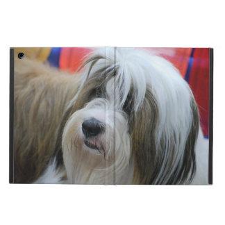 Cute Tibetan Terrier Dog Case For iPad Air