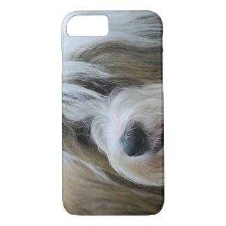 Cute Tibetan Terrier Dog iPhone 7 Case