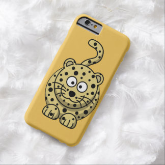 Cute Tiger Barely There iPhone 6 Case