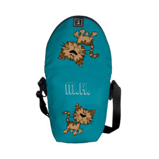Cute Tiger Cub Courier Bag