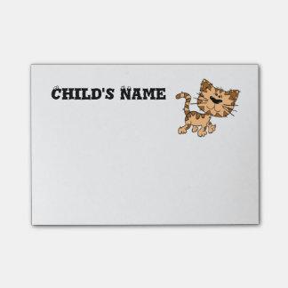 Cute Tiger Cub Post-it Notes